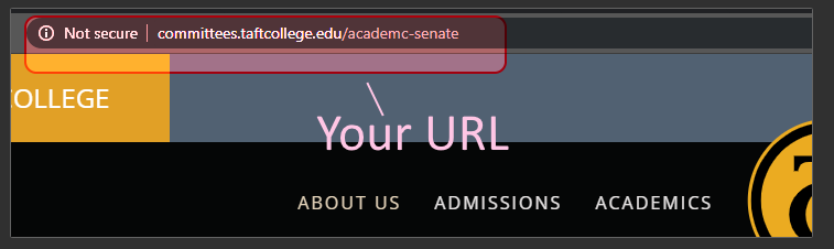 Your URL